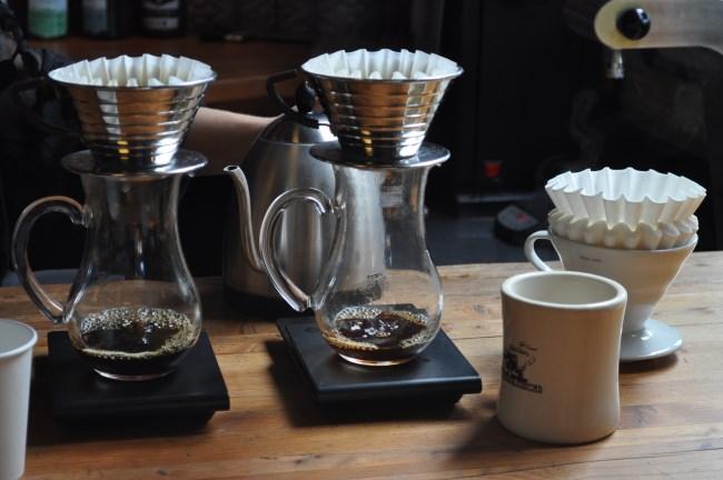 طرز تهیه قهوه دمی با کلیتا همراه بافیلم