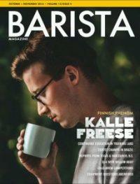october+november 2016 مجله باریستا