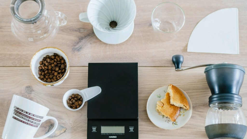 آموزش بروئینگ ، دم آوری قهوه مقدماتی