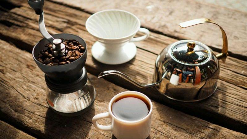آموزش دم آوری قهوه (متوسطه)