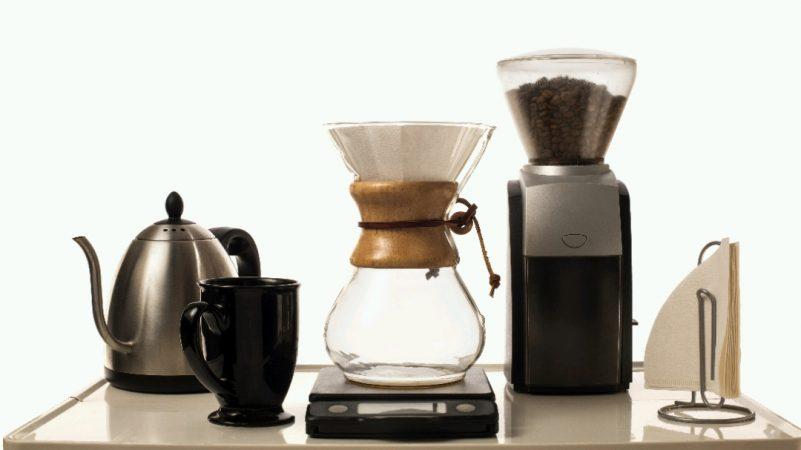 آموزش دم آوری قهوه مقدماتی