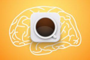 تاثیر قهوه روی مغز